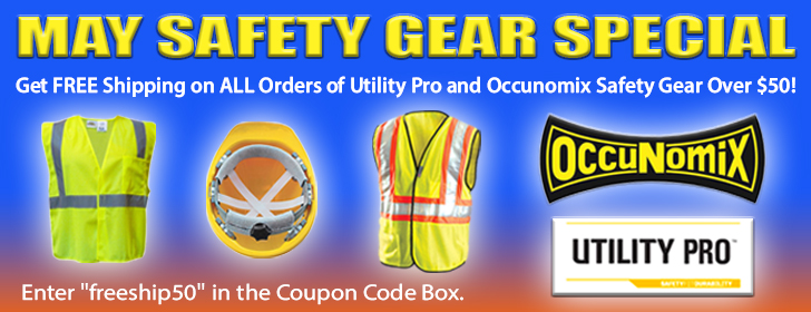 may safety gear sale