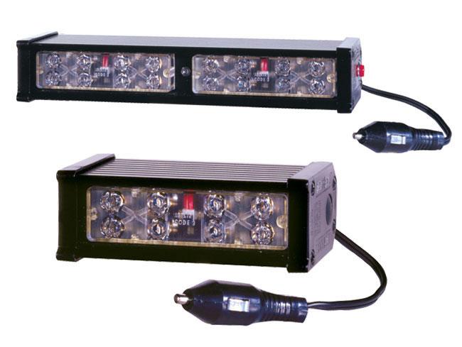 Code 3 Led X Deck Lights - LX2F-XX