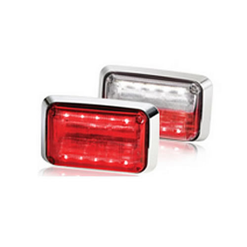 sc 1 st  Vehicle Safety Supply & Federal Signal QuadraFlare Light Color lens 6X4 - QL64XF azcodes.com