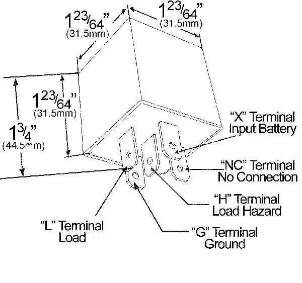 grote flasher 44090. Black Bedroom Furniture Sets. Home Design Ideas