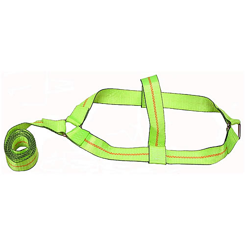 Lift-All Basket Style Wheel Lift Straps