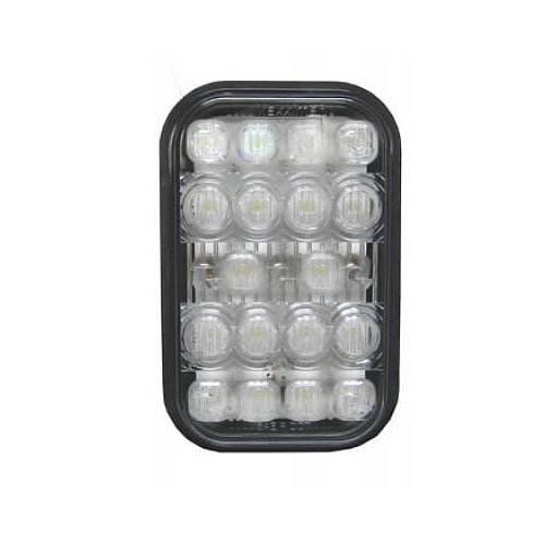 Maxxima Rectangular Back-Up Light