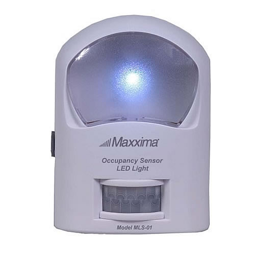 Maxxima Occupancy Sensor LED Light