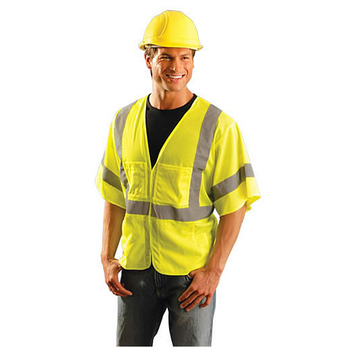 Occunomix Class 3 High Visibility Vests