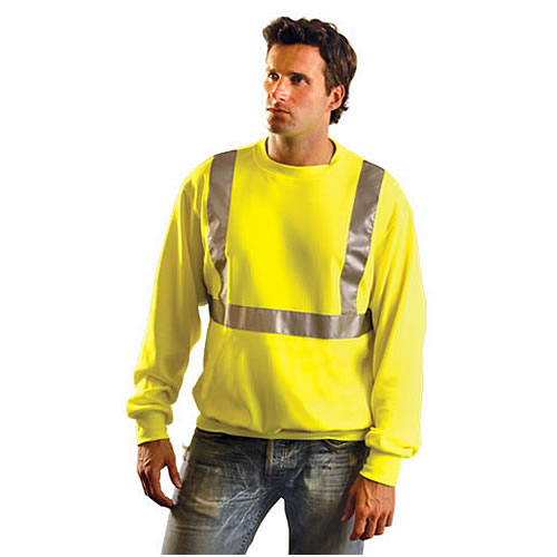 Occunomix High Visibility Sweatshirts