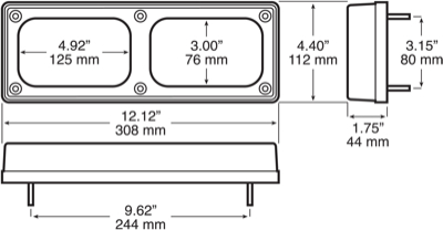 utility trailer tail lights wiring diagram with Peterson Trailer Light Wiring Diagram on 380976449704621123 furthermore Led Trailer Lights as well Double Ground Wiring Harness moreover Interior Fuse Box 2014 Jeep Wrangler additionally 231398935906.