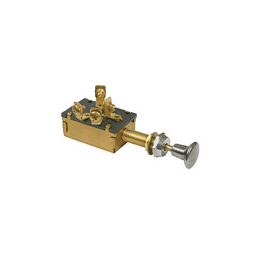 Pollak 33-403 Marine- Push-Pull Switch
