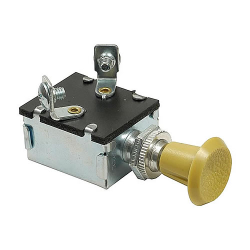Pollak 35-300 Moderate Duty- Push-Pull Switches