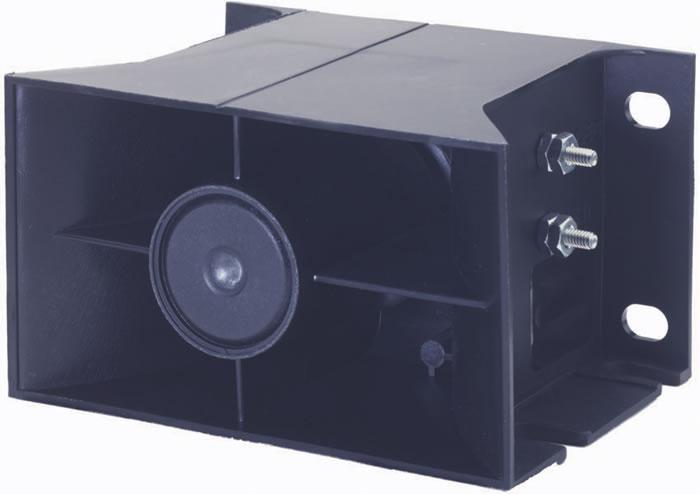 Back Up Alarm >> Preco Back Up Alarm 12 24v 97 107db Studs Manually Adjustable 370