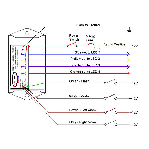 sho me flasher wiring diagram    sho       me    11 series led    flasher    arrow 11 1010 arrow     sho       me    11 series led    flasher    arrow 11 1010 arrow