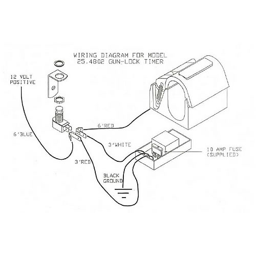 sho me flasher wiring diagram - 28 images