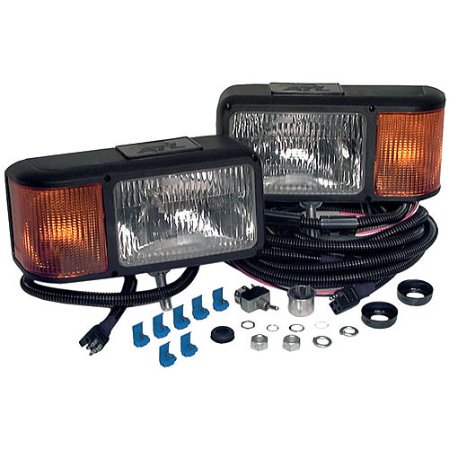 Truck Lite Universal Snow Plow/ATL Lights