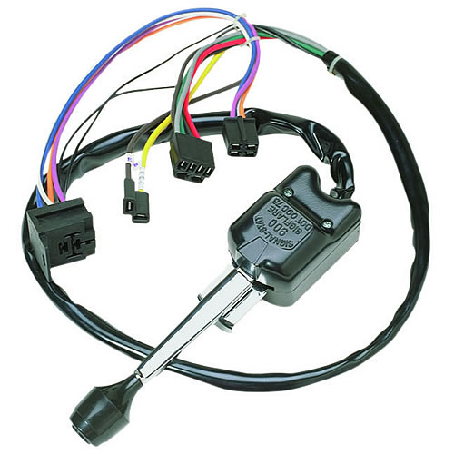 Truck Lite OEM Switches - Peterbilt Replacement - #16-03827