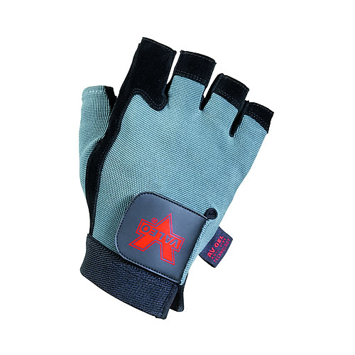 Valeo Split Leather Fingerless A/V Glove