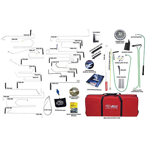 Access Tools In-The-Door Tool Sets