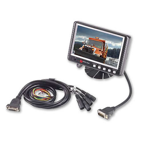 Federal Signal Reverse Camera Monitor Systems