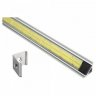 Grote LED Light Strips in Mounting Extrusions