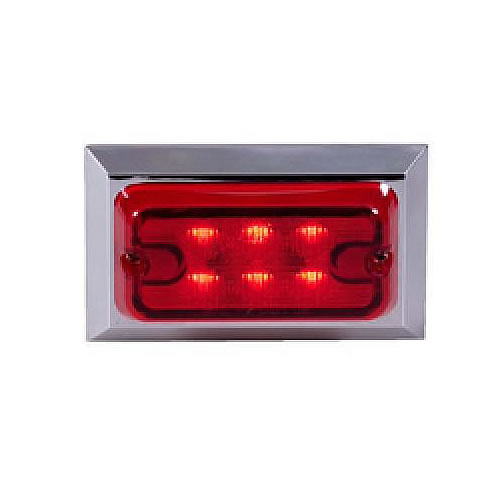 Maxxima Rectangular Clearance Marker Light