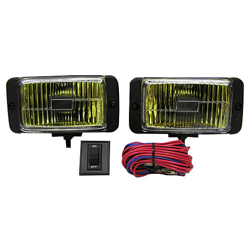 Peterson Fog Light Kit