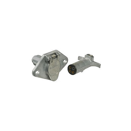 Pollak 11-400 Plug and Socket Assembly
