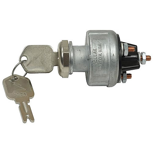 Pollak 31-103EP 4 Position Ignition Switch