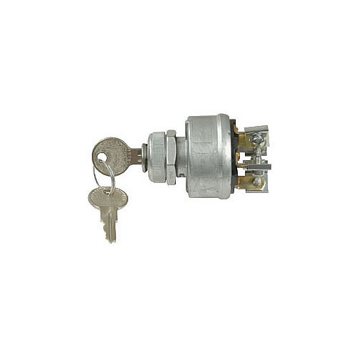 Pollak 31-112 Ignition Starter Switches 4 position