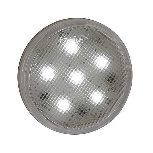 Truck Lite 44 Series LED Dome Lamp, 6 Diode Pattern