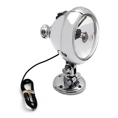 Unity USA THE BEAM®-6 in. Round Decklights Class A